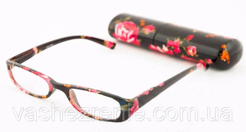 Очки женские для зрения с диоптриями +/- Код:142