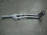 Труба приемная глушителя (длинная) ГАЗ 3302, 2217, 2705 (пр-во ГАЗ)