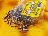 Крестики 1 мм для кафеля и плитки(200шт в упаковке)
