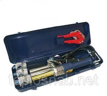 Паяльник пластиковых труб Dytron Polys P-4а 650W TraceWeld MINI (насадки 20, 25, 32 мм)
