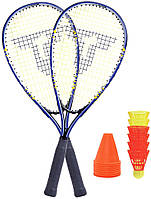 Talbot Torro Набор для спидминтона Talbot Torro Speedbadminton Set Speed 6000 (490106)