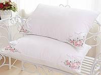 Бамбуковая подушка с лавандой Silk Dream прованс