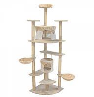 Домик-когтеточка для кошек - 202 см.