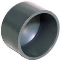 Заглушка  PVC D.63 мм Comer