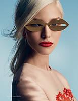 Советы как правильно подобрать макияж женщине под свою оправу!
