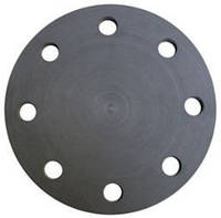 Фланцева заглушка  PVC D.200 мм Comer