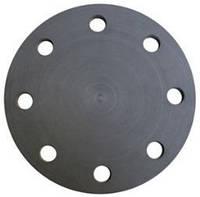 Фланцева заглушка  PVC D.90 мм Comer