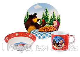 Детский набор Маша и Медведь (серия 1)