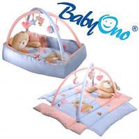 Развивающий коврик BabyOno Мишка 466