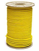 Шнур полипропиленовый SINEW диам. 6мм желтый