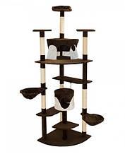 Когтеточка - игровой центр для кошек - 202 см.