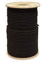 Шнур полипропиленовый SINEW диам. 4мм черный