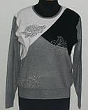 Кофта женская размер 52-56, фото 3