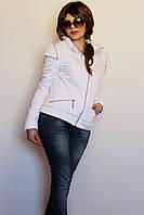 Куртка женская белая Symonder 3113