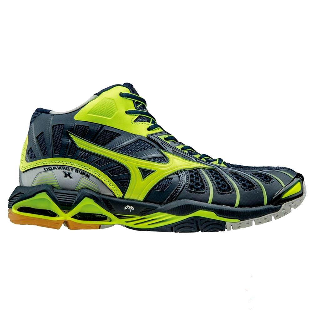 волейбольные мужские кроссовки Mizuno Wave Tornado X Mid V1ga1617