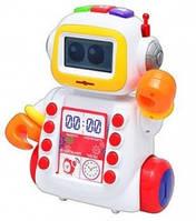 Обучающий робот Шунтик «Умный Я» ZYE 00024, 60 карточек, звук