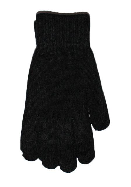 Мужские шерстяные перчатки - №16-5-26