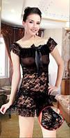 Пеньюар эротический. Размеры: (XS-S), (S-M), (L-XL), домашнее белье для соблазнения. Розница, опт. Украина.