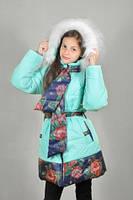 Детская куртка Снегурочка