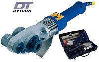 Паяльник пластиковых труб Dytron Polys SP-4a 850 Вт TraceWeld MINI (насадки 20, 25, 32 мм)