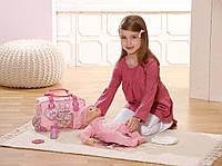 Сумка з аксесуарами для ляльки Baby Annabell Zapf Creation 792919