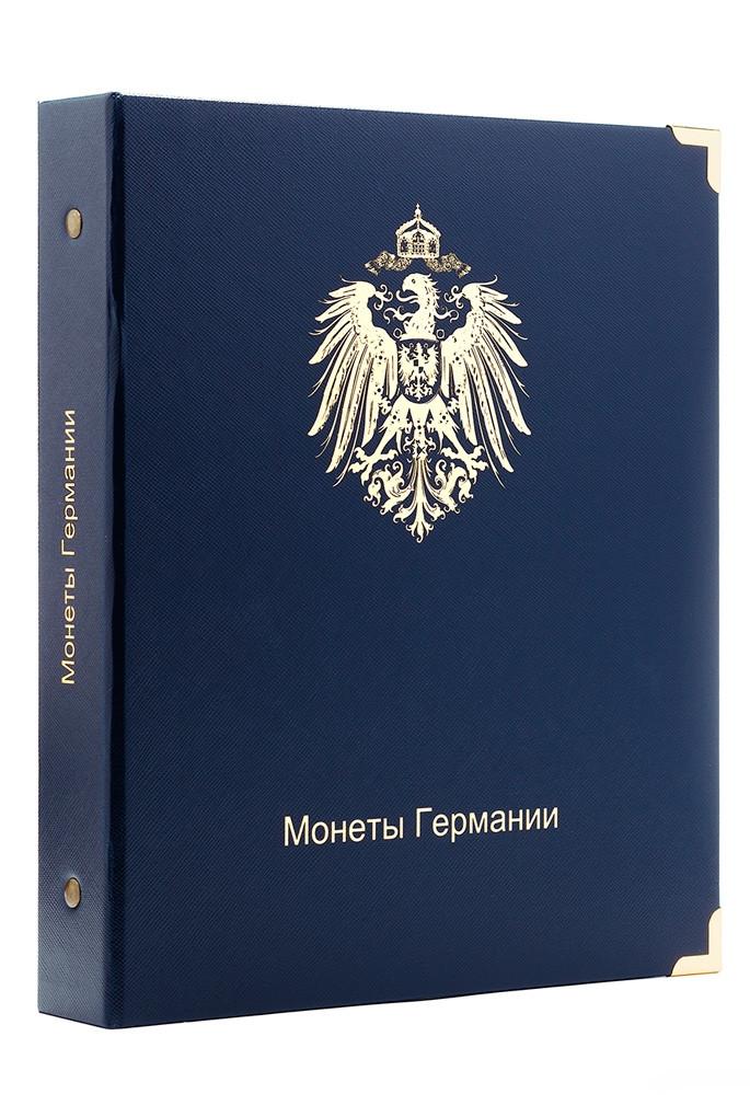 Альбом для монет Германии с 1871 года