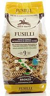 Alce Nero макарони FUSILLI (пшениця тверда грубого помолу) 500 г