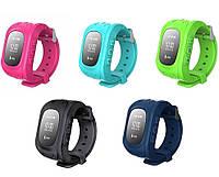 Детские часы Smart baby watch Q50 с GPS трекером