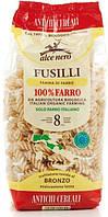 Alce Nero макарони FUSILLI (спельта) 500 г