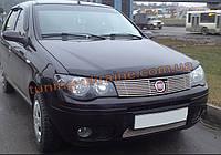 Дефлекторы капота Sim для Fiat Albea 2006-12