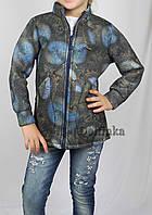 Куртка неопреновая  сердце размеры 122см-140см с 6 до 11 лет, фото 1