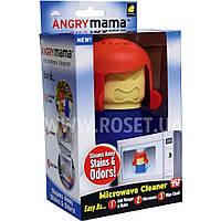 Очиститель микроволновой печи - Angry Mama
