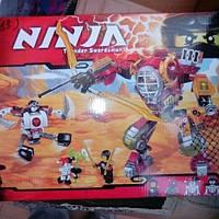 Детский конструктор нинзяго 10525