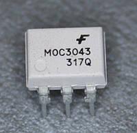 MOC3043M;DIP-6