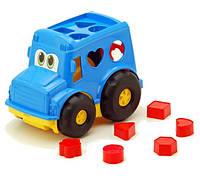 Детская игрушка сортер Машинка