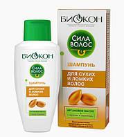Шампунь для сухих и ломких волос Биокон  215 мл