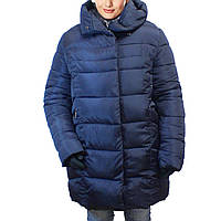 Зимняя женская куртка на крупных женщин.
