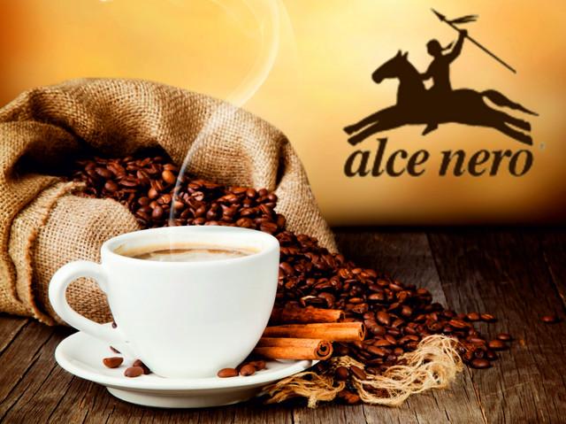 Кава Alce Nero