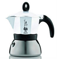 Кофеварка гейзерная Moka Induction на 3 чашки Bialetti