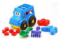 Развивающая игрушка для детей Машина