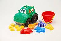 Логическая игрушка детская Машинка