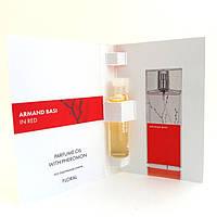 Парфюмерное масло с феромонами Armand Basi in Red (Арманд Баси ин Ред) 5 мл. Без спирта!