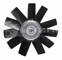 Вентилятор системы охлаждения (крыльчатка) Газель NEXT,Бизнес дв.Cummins ISF 2.8 с вязк. муфтой в сб