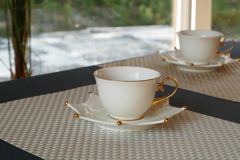 Подставка под тарелки плетение 30см*45см, фото 1