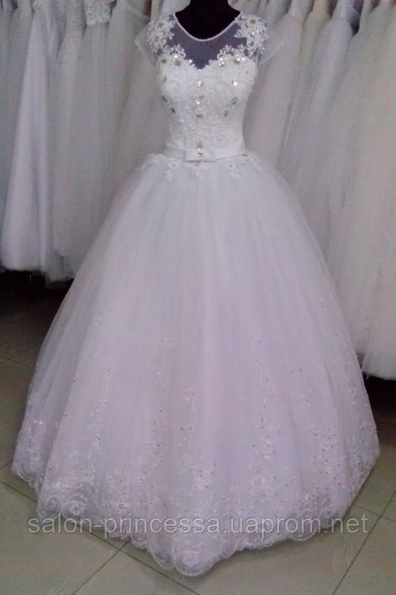 496949552c9 Свадебное платье