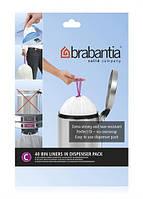 Набор мусорных пакетов в диспенсере C (10/12 л) 40 шт. Brabantia