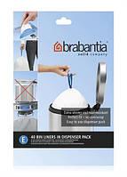 Набор мусорных пакетов в диспенсере E (20 л) 40 шт. Brabantia