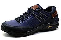 Кроссовки Step Wey, мужские, натуральная кожа, синие, фото 1