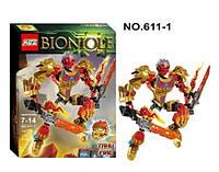 Конструктор KSZ серия Bionicle 611-1 Таху Объединитель Огня(аналог Lego Bionicle 71308)