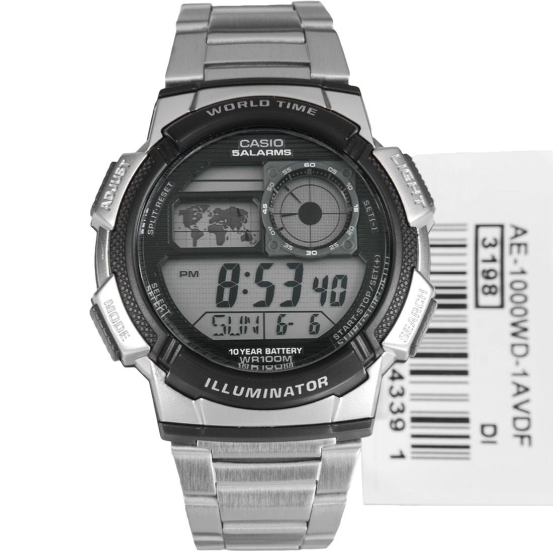 Часы Casio AE1000WD-1A V.
